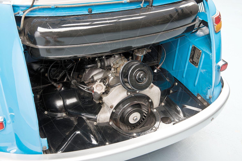 BMW 600 engine bay Pic: RM Sotheby's | BMW 600 engine bay