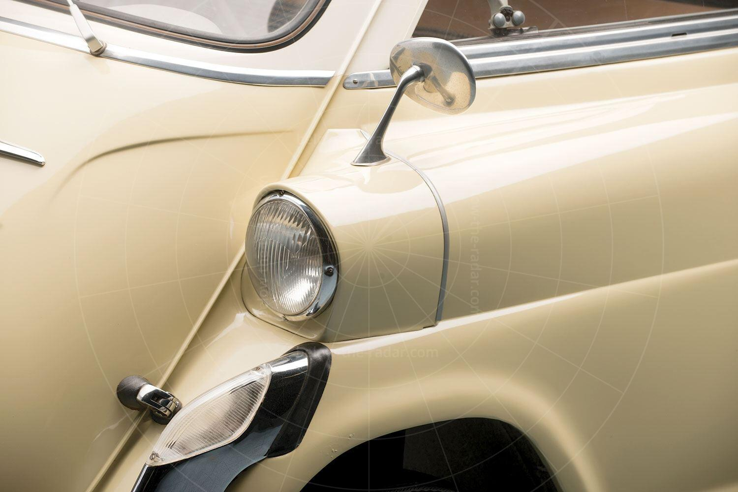 BMW 600 Pic: RM Sotheby's | BMW 600