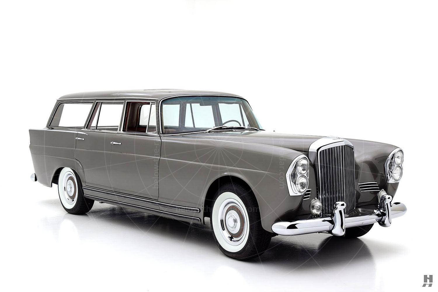 Bentley S2 Wendler shooting brake