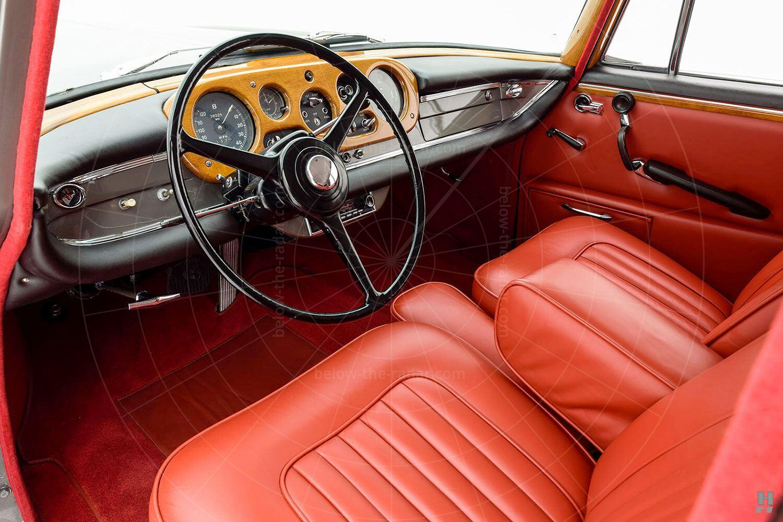 Bentley S2 Wendler shooting brake - interior Pic: Hyman Ltd | Bentley S2 Wendler shooting brake - interior
