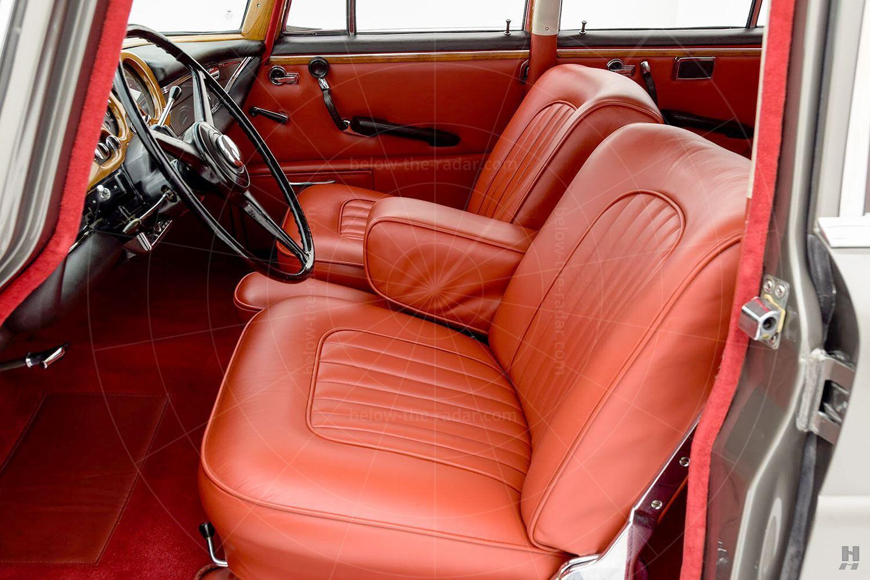 Bentley S2 Wendler shooting brake Pic: Hyman Ltd | Bentley S2 Wendler shooting brake - interior