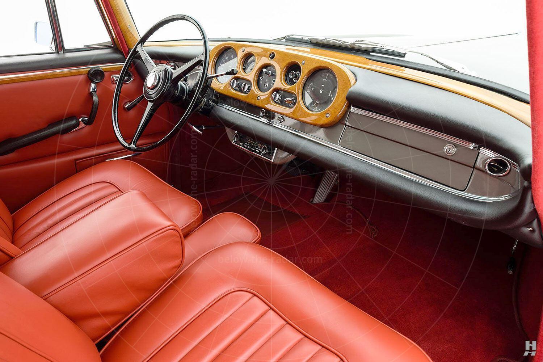 Bentley S2 Wendler shooting brake - dashboard Pic: Hyman Ltd | Bentley S2 Wendler shooting brake - dashboard