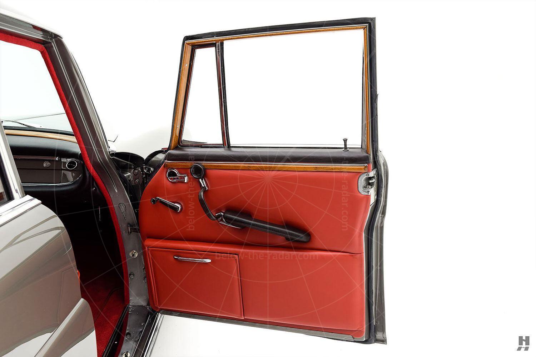 Bentley S2 Wendler shooting brake - front door trim Pic: Hyman Ltd | Bentley S2 Wendler shooting brake - front door trim
