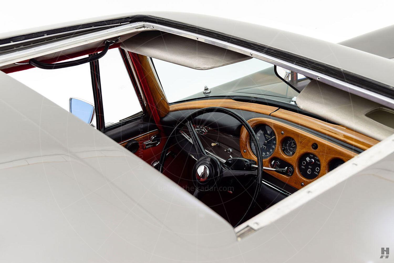 Bentley S2 Wendler shooting brake - sunroof Pic: Hyman Ltd | Bentley S2 Wendler shooting brake - sunroof