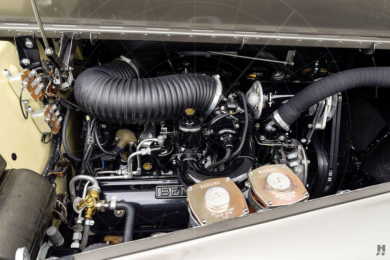 Bentley S2 Wendler shooting brake - engine bay Pic: Hyman Ltd | Bentley S2 Wendler shooting brake - engine bay