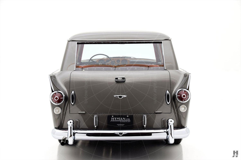Bentley S2 Wendler shooting brake Pic: Hyman Ltd | Bentley S2 Wendler shooting brake