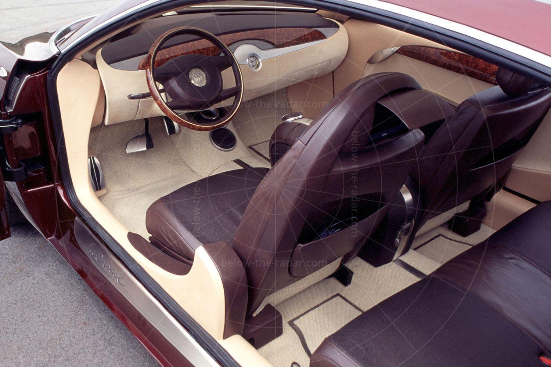 Buick LaCrosse concept interior Pic: Buick | Buick LaCrosse concept interior