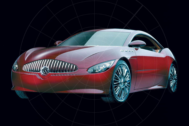 Buick LaCrosse concept Pic: Buick | Buick LaCrosse concept