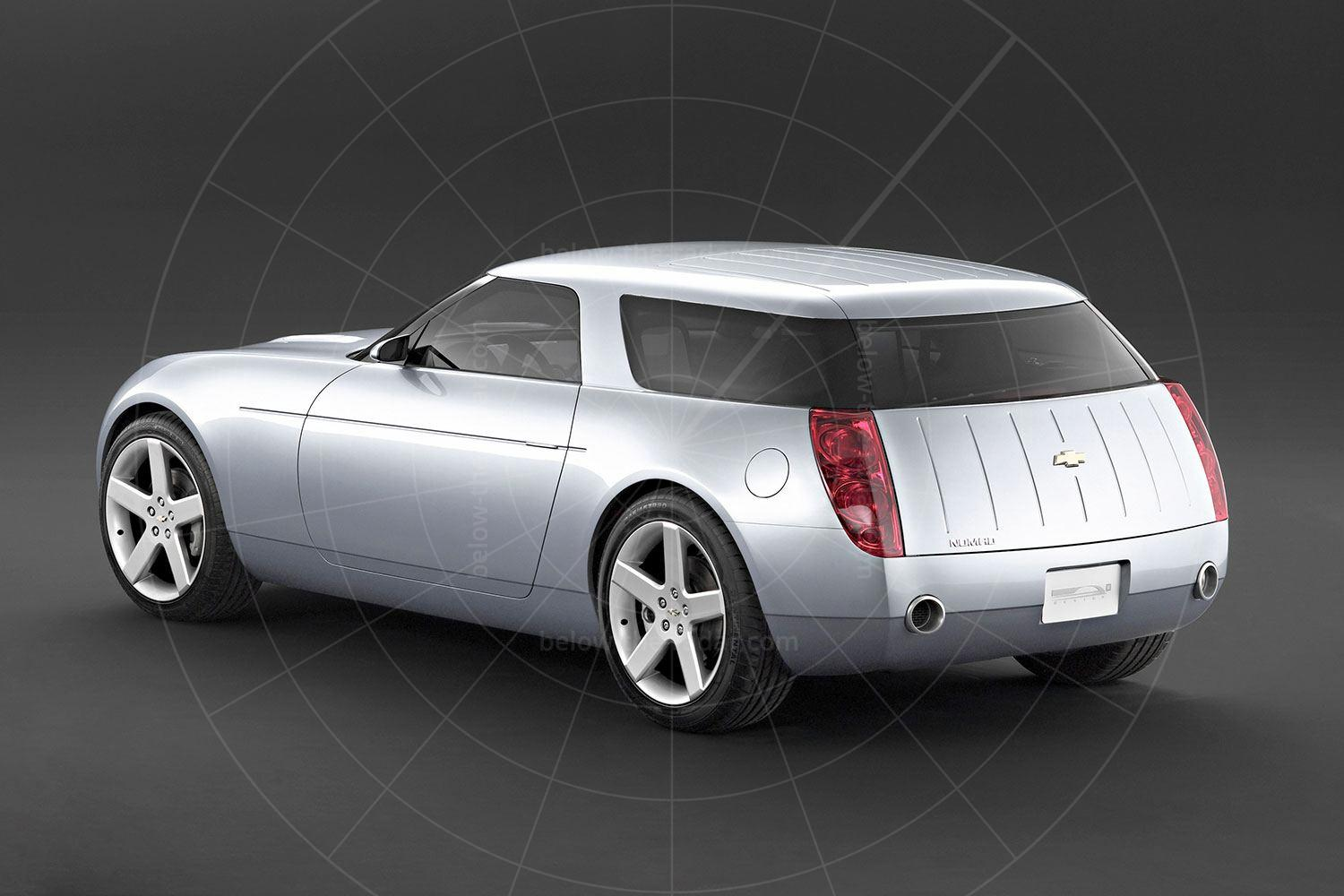 The 2004 Chevrolet Nomad concept