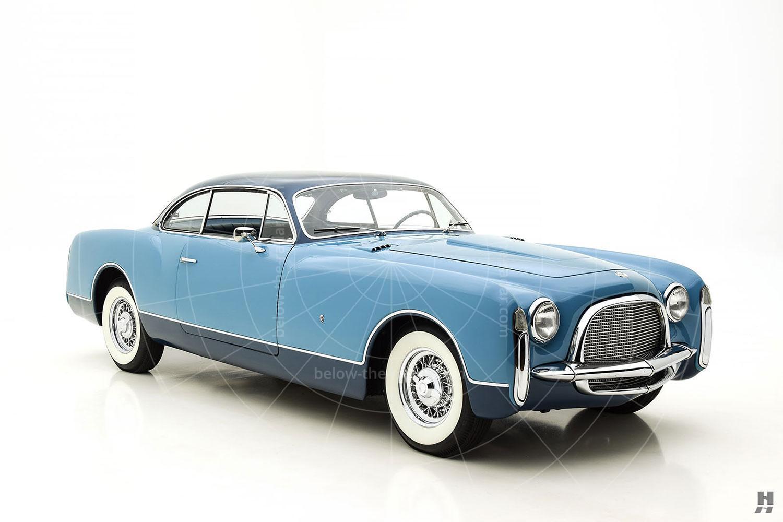 Chrysler Ghia special coupé