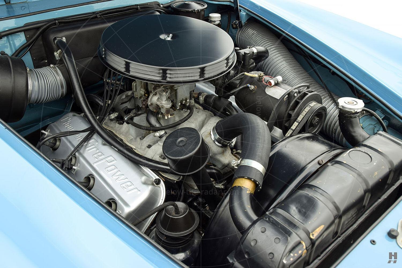 Chrysler Ghia special coupé engine bay Pic: Hyman Ltd | Chrysler Ghia special coupé engine bay