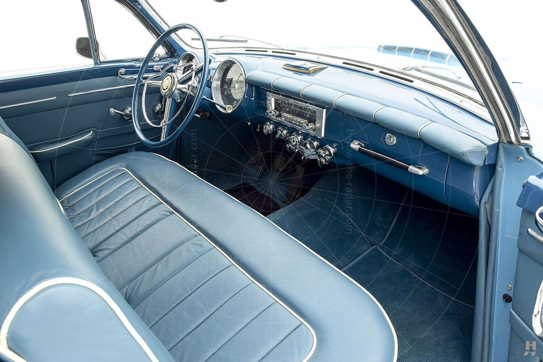 Chrysler Ghia special coupé Pic: Hyman Ltd | Chrysler Ghia special coupé interior