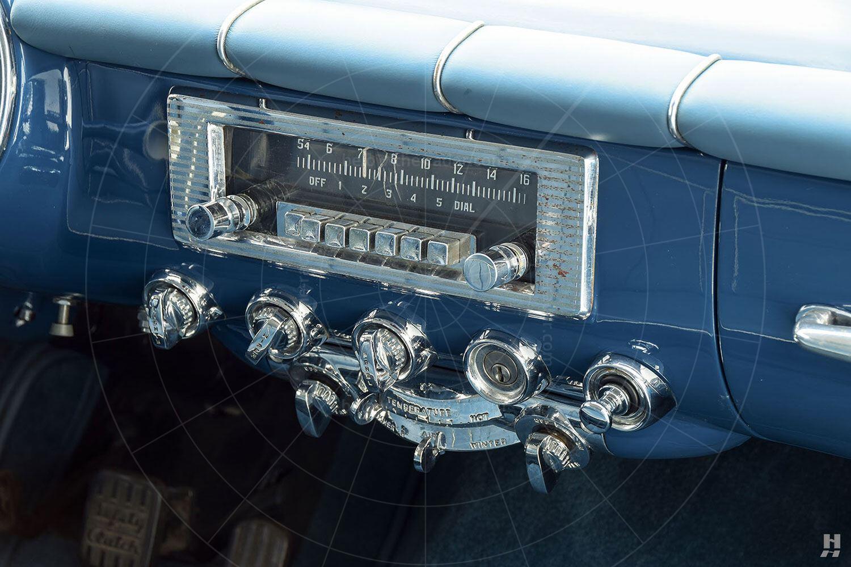 Chrysler Ghia special coupé radio Pic: Hyman Ltd | Chrysler Ghia special coupé radio