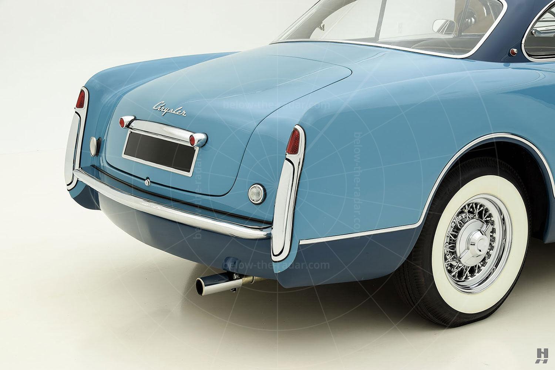 Chrysler Ghia special coupé Pic: Hyman Ltd | Chrysler Ghia special coupé