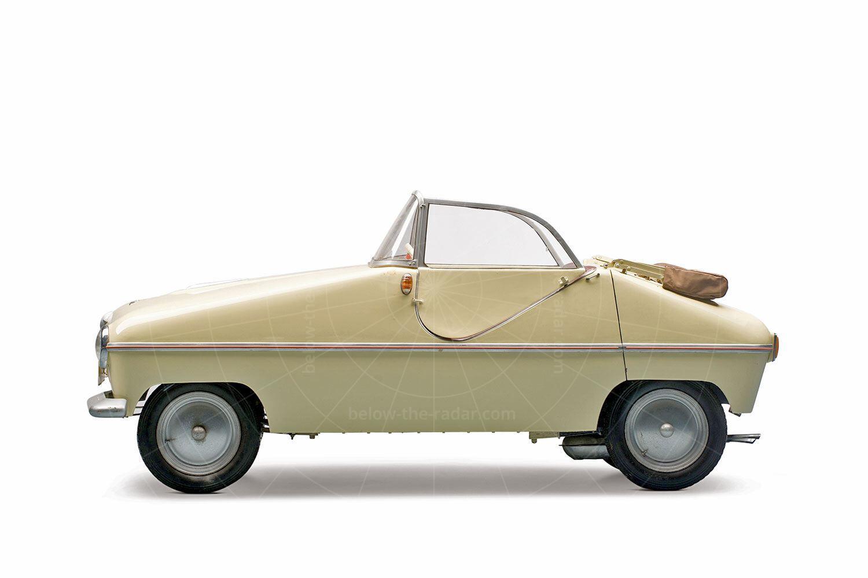 Daus microcar prototype Pic: RM Sotheby's   Daus microcar prototype