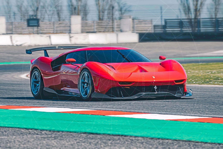 Ferrari P80/C Pic: Ferrari | Ferrari P80/C