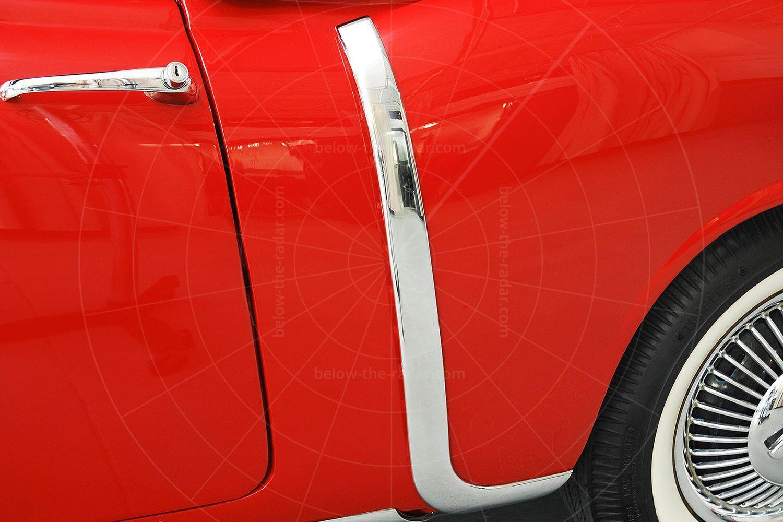 Fiat 1100 TV Trasformabil chrome trim Pic: Hyman Ltd | Fiat 1100 TV Trasformabil chrome trim
