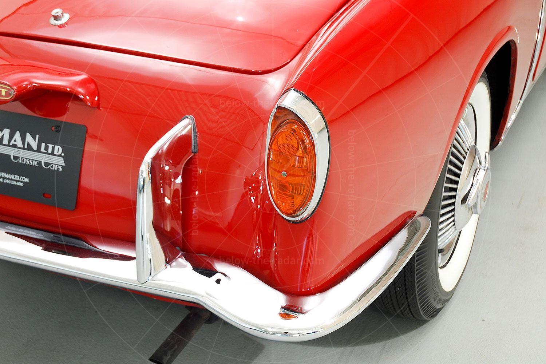 Fiat 1100 TV Trasformabil Pic: Hyman Ltd | Fiat 1100 TV Trasformabil