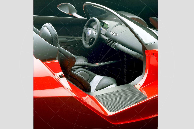 Ford Indigo concept interior Pic: Ford | Ford Indigo concept interior