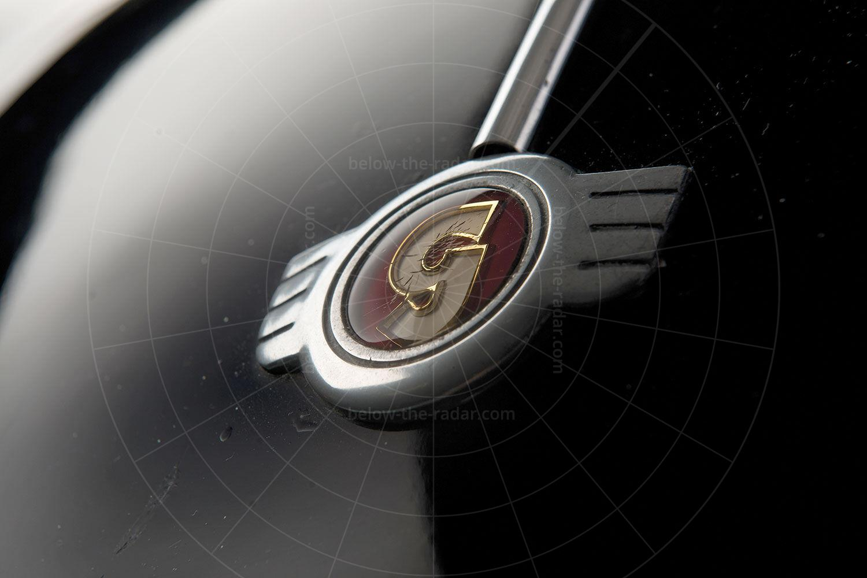 Goggomobil Dart Pic: RM Sotheby's | Goggomobil Dart badge