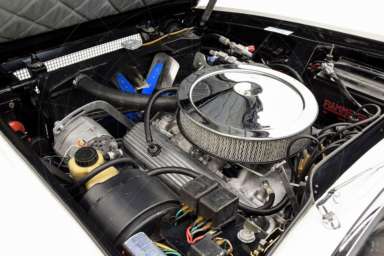 Iso Lele engine bay Pic: Hyman Ltd | Iso Lele engine bay