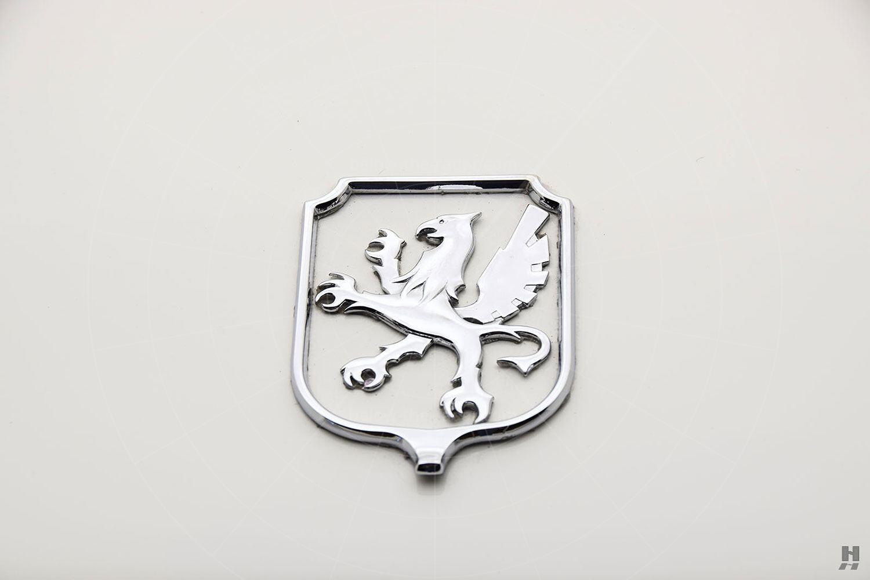 Iso Lele badge Pic: Hyman Ltd | Iso Lele badge