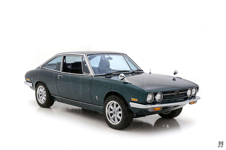 Japanese style: Isuzu 117 coupé   Isuzu 117 Coupé