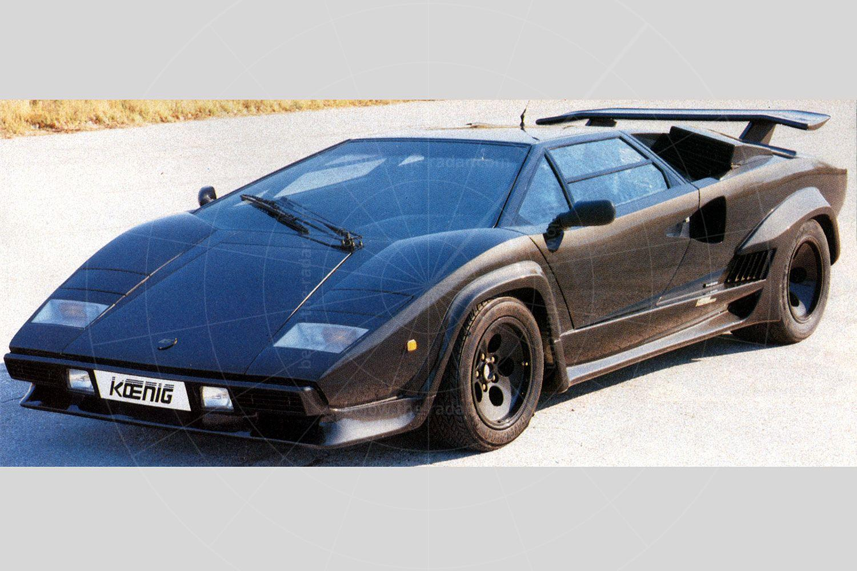 Lamborghini Countach by Koenig