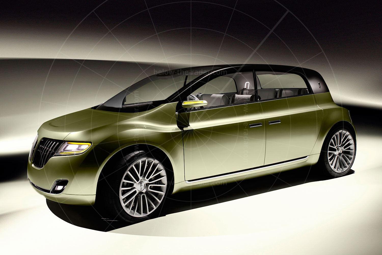 Lincoln C Concept Pic: Lincoln | Lincoln C concept