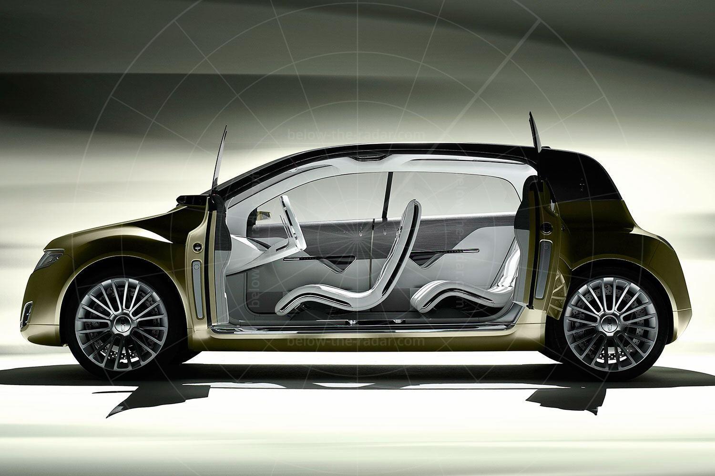 Lincoln C Concept interior Pic: Lincoln | Lincoln C concept interior