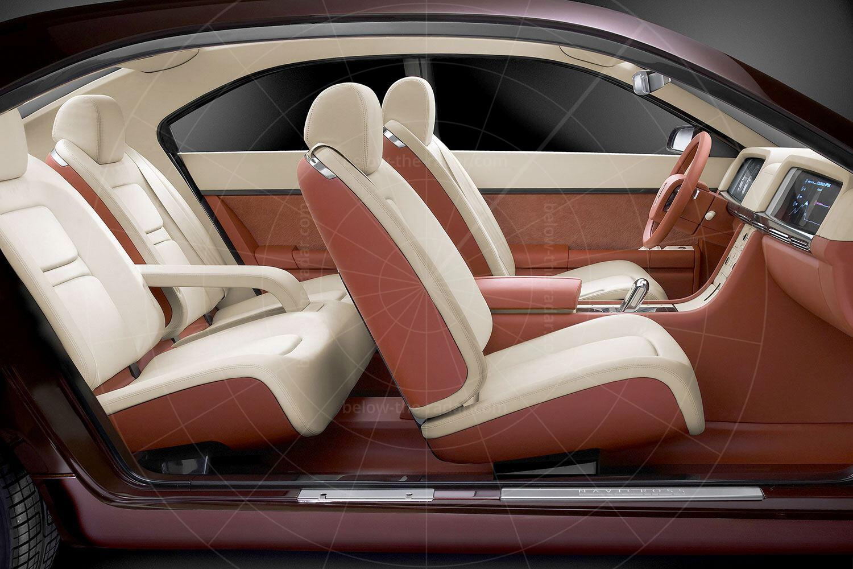 Lincoln Navicross concept interior Pic: Lincoln | Lincoln Navicross concept interior