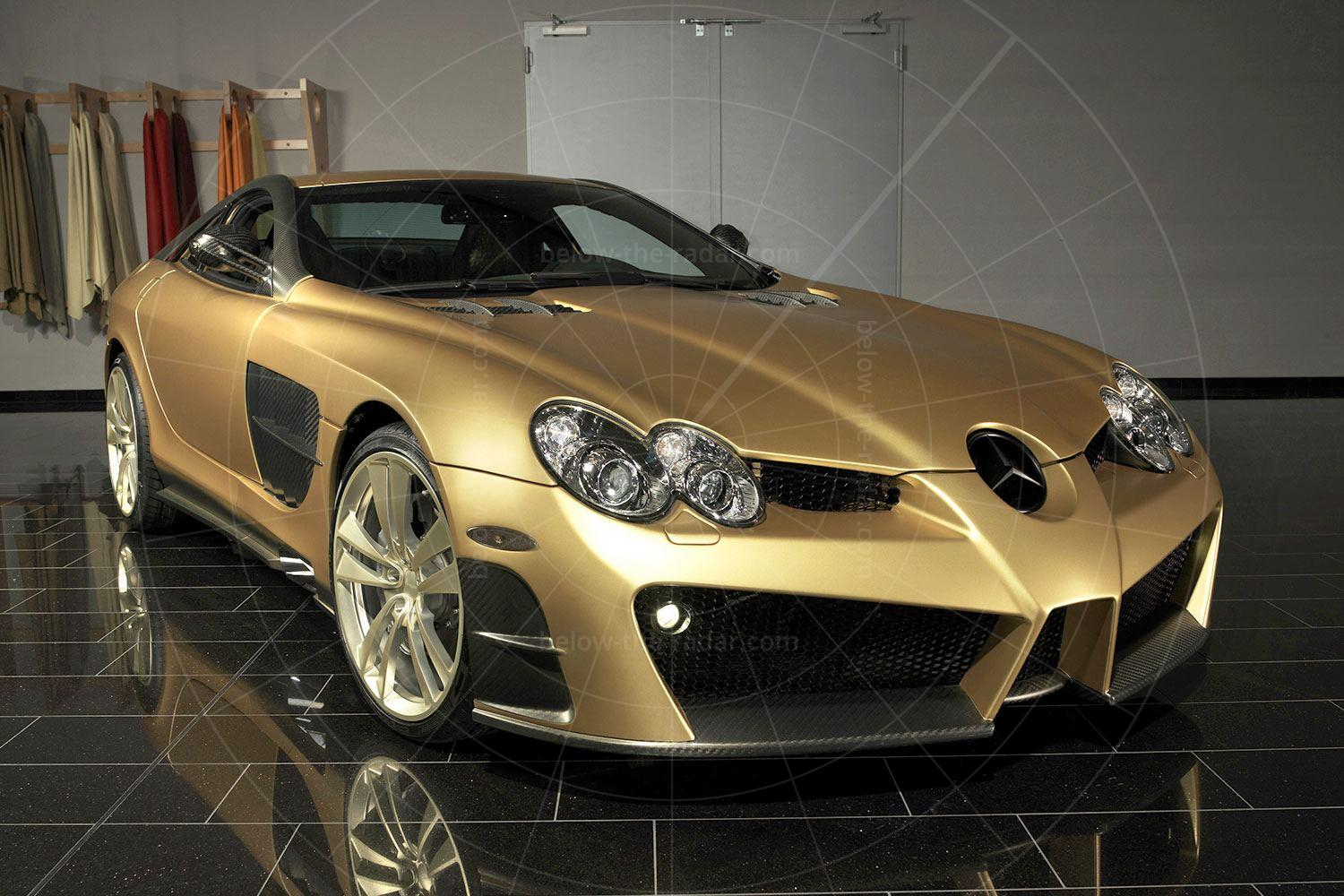 Mercedes SLR Mansory Renovatio