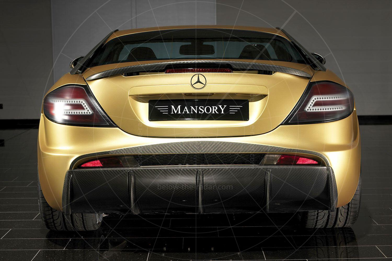 Mercedes SLR Mansory Renovatio Pic: Mansory | Mercedes SLR Mansory Renovatio