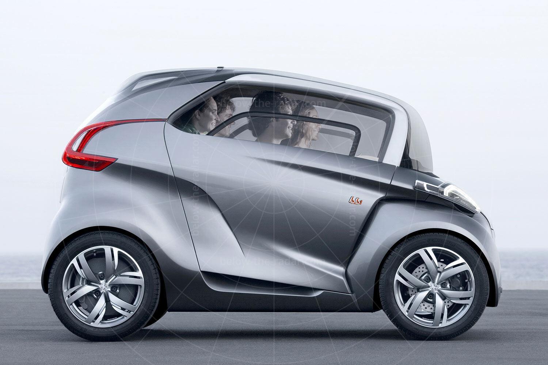 Peugeot BB1 Pic: Peugeot   Peugeot BB1