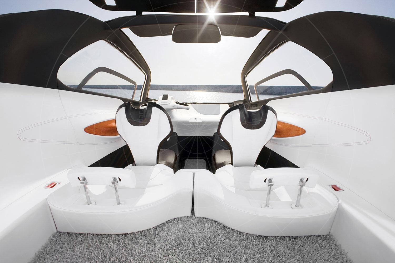 Peugeot BB1 interior Pic: Peugeot   Peugeot BB1 interior