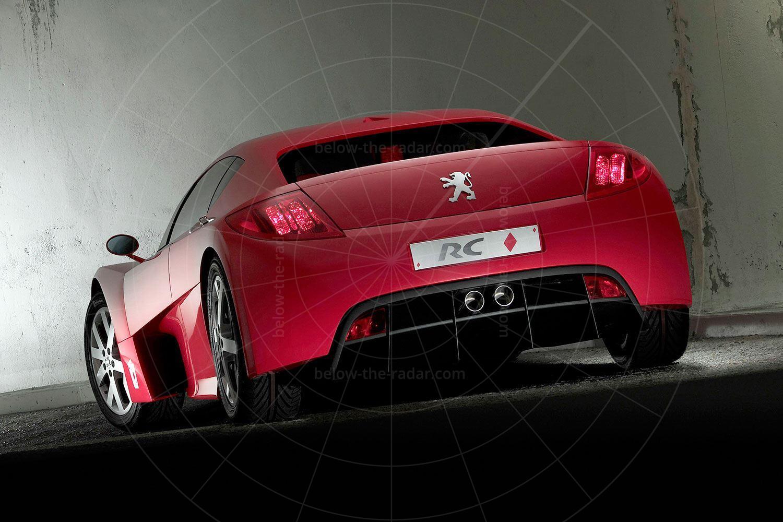 Peugeot RC Diamonds Pic: Peugeot | Peugeot RC Diamonds