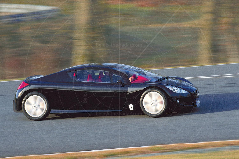 Peugeot RC Spades Pic: Peugeot | Peugeot RC Spades