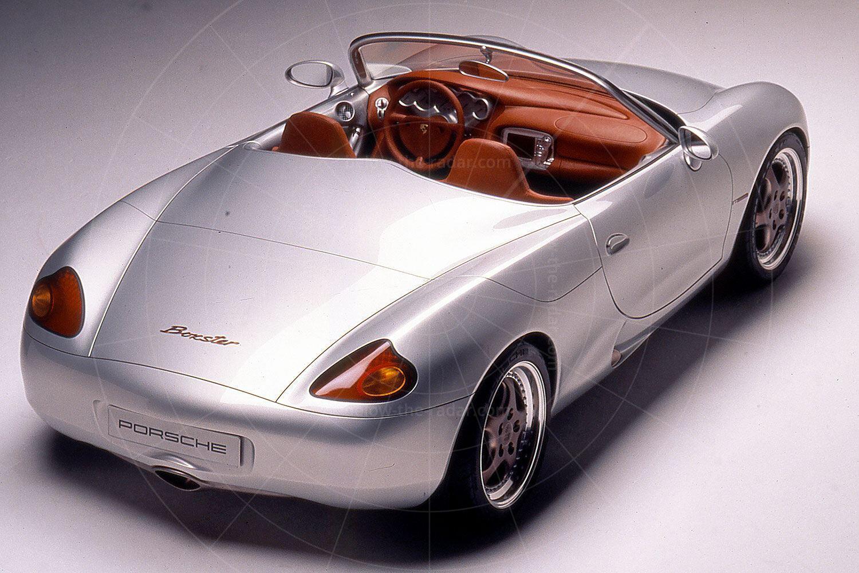 Porsche Boxster concept Pic: Porsche | Porsche Boxster concept