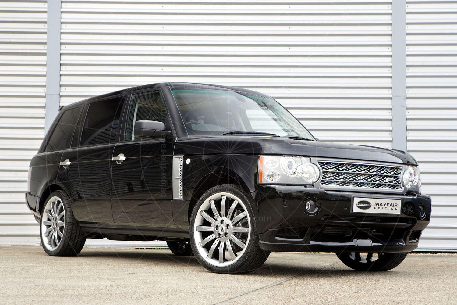 Range Rover Mayfair