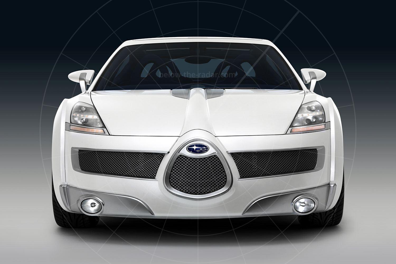 Subaru B11S Pic: Subaru   Subaru B11S