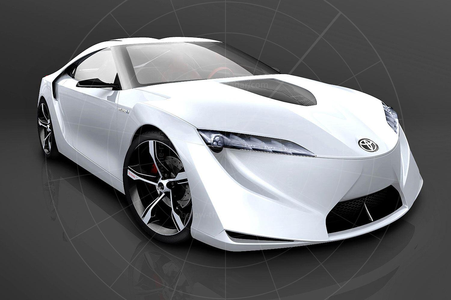 Toyota FT-HS concept Pic: Toyota | Toyota FT-HS concept