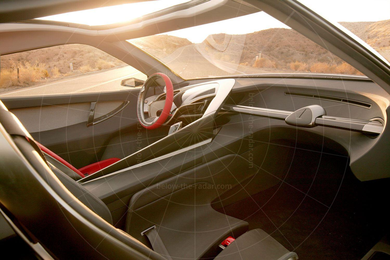 Toyota FT-HS concept interior Pic: Toyota | Toyota FT-HS concept interior