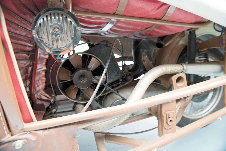 Velorex Oskar engine Pic: RM Sotheby's | Velorex Oskar engine