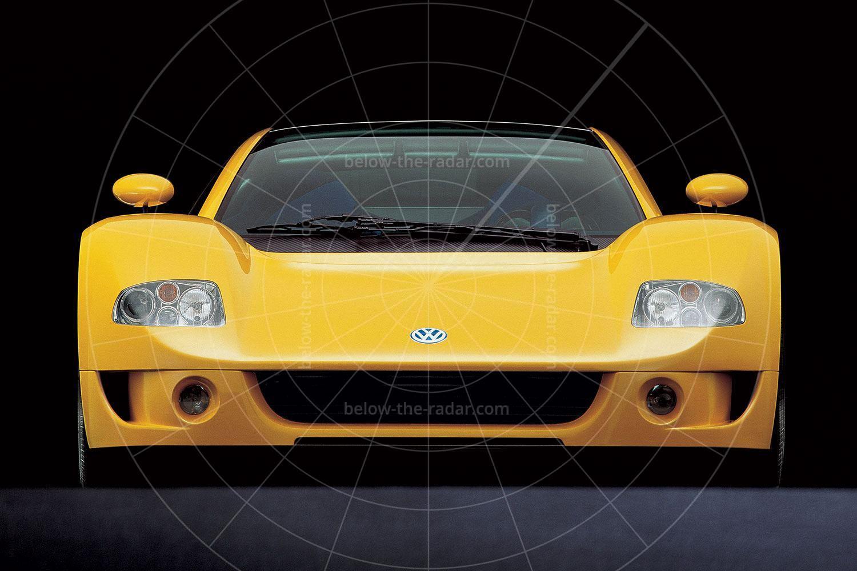 1997 Volkswagen W12 coupé