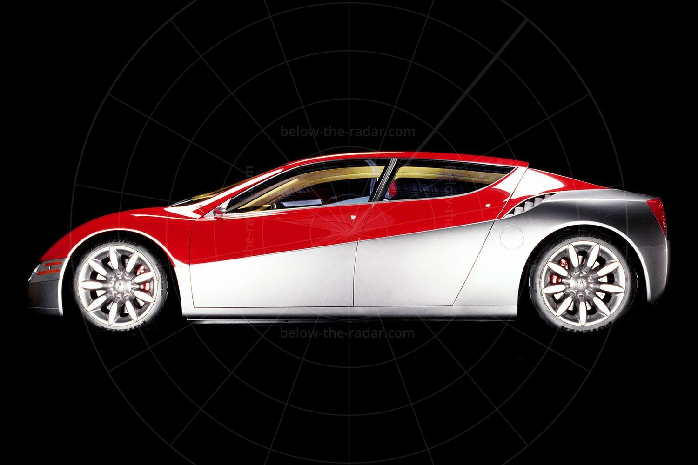 Acura DN-X concept Pic: Acura   Acura DN-X concept