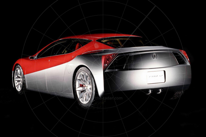 Acura DN-X concept Pic: Acura  