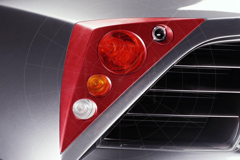 Acura DN-X concept lighting Pic: Acura   Acura DN-X concept lighting