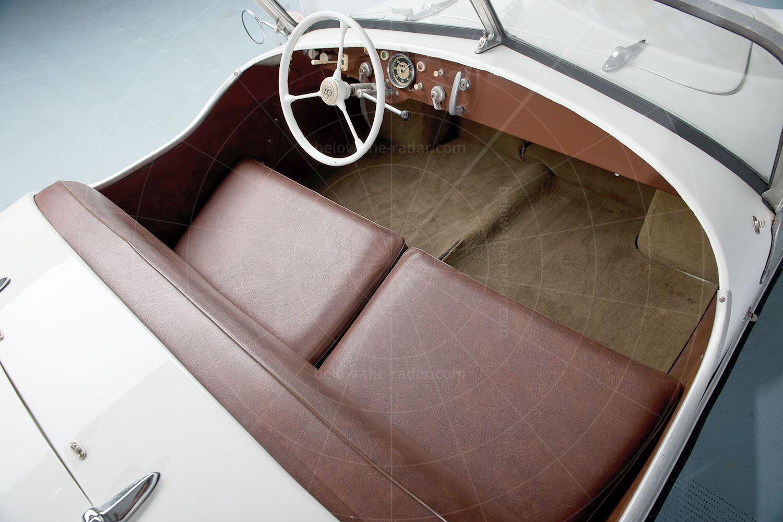 BAG Spatz interior Pic: RM Sotheby's | BAG Spatz interior