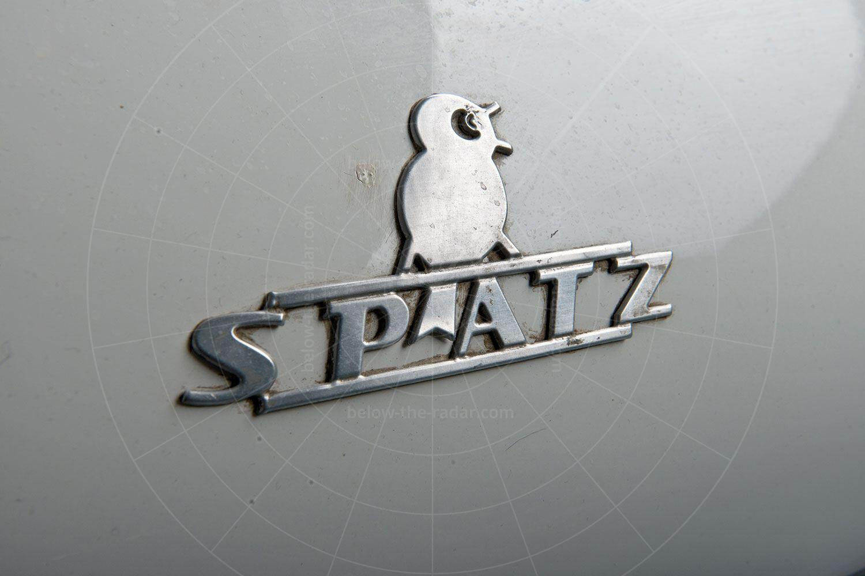 BAG Spatz badge Pic: RM Sotheby's | BAG Spatz badge