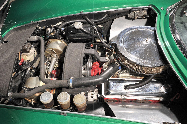 Bizzarrini GT Strada engine bay Pic: RM Sotheby's   Bizzarrini GT Strada engine bay